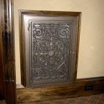 Traditional Panel in Dark Bronze